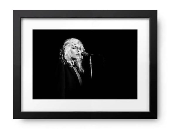 Debbie Harry (of Blondie) Performs Live by Richard McCaffrey, Photos.com by Getty Images - PoppyLy