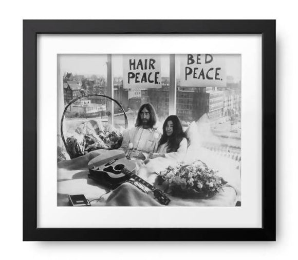 Bed-In For Peace by Keystone, Photos.com by Getty Images - PoppyLy