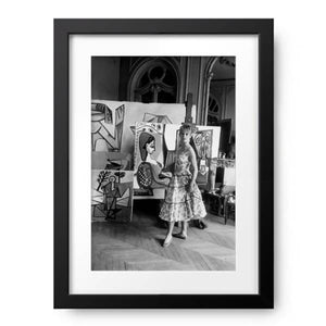 Bardot with Picassos by Jerome Brierre/RDA, Photos.com by Getty Images - PoppyLy