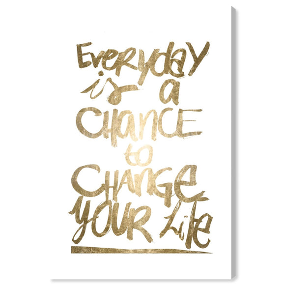 Everyday is a Chance - PoppyLy