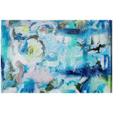 'Tiffany Pratt - Hypnotic Ocean' Canvas Art - PoppyLy