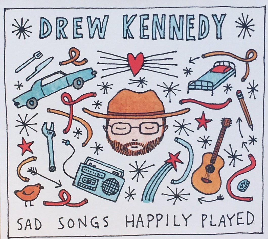 SAD SONGS HAPPILY PLAYED - CD