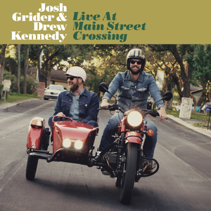 Live At Main Street Crossing - CD