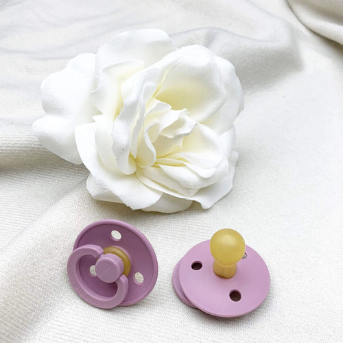 Bibs Pacifier Single - Size 1 - Heather
