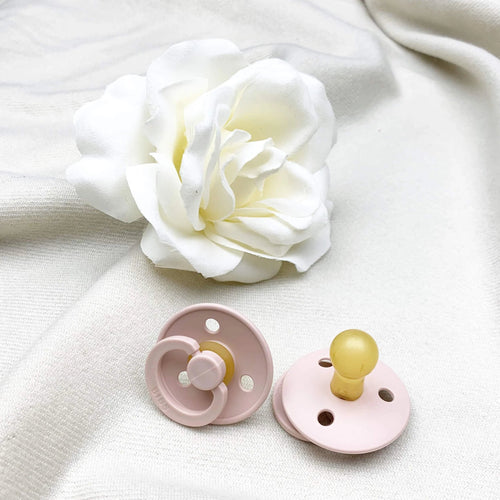 Bibs Pacifier Single - Size 1 - Blush