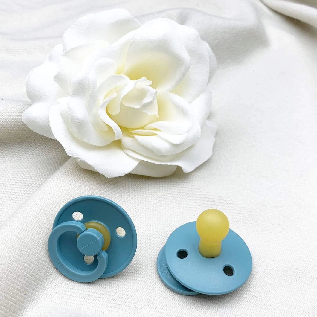 Bibs Pacifier Single - Size 1 - Island Sea