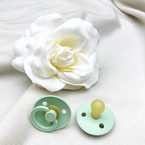 Bibs Pacifier Single - Size 1 - Pistachio