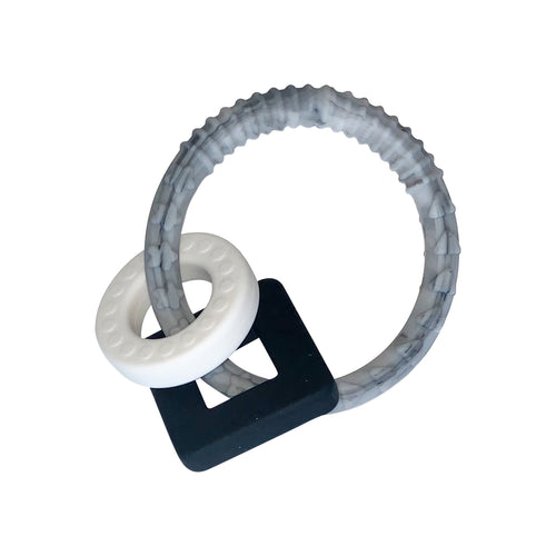 Teether - Black Ring
