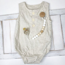 Load image into Gallery viewer, Bibs Pacifier Single - Size 1 - Vanilla