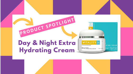 Product Spotlight: Day & Night Extra Hydrating Cream