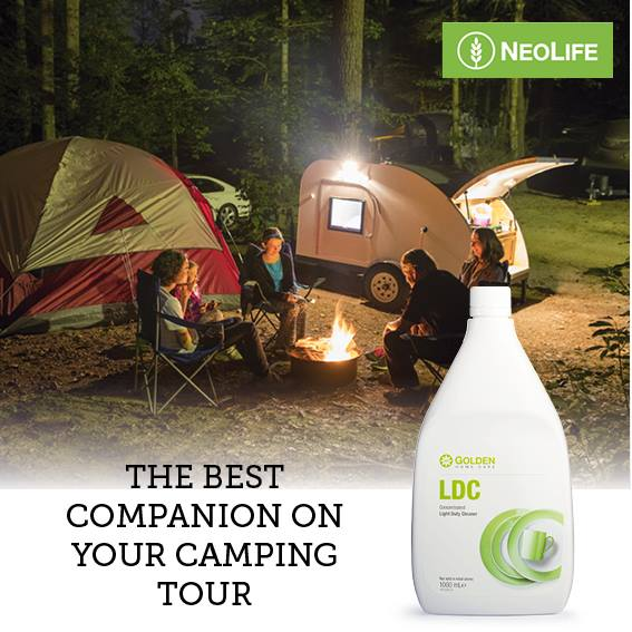 Going camping - Best product LDC