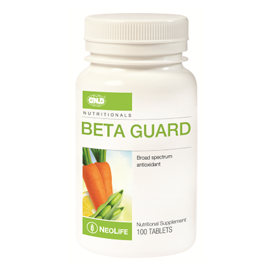 Beta Guard	- 100 Tablets