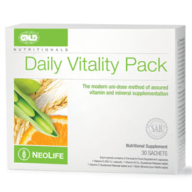 Daily Vitality Pack - 30 Sachets
