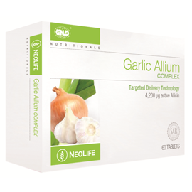 Garlic Allium Complex - 60 Tablets