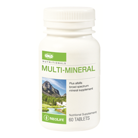 Multi Mineral - 60 Tablets