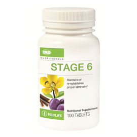 Stage 6 - 100 Tablets