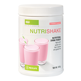 Nutrishake, Strawberry - 500g