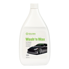 Wash 'n Wax - 500ml