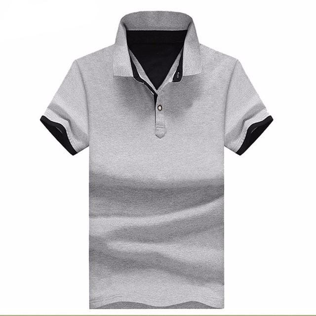 Summer Short Sleeve Polo Shirt