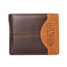 100% Genuine Multifunction Leather Wallet