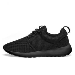 LQDRIO Tennis Masculino Adulto Sneakers Men Breathable Mesh Outdoor Sports Shoes Men Male Trainers Black zapatillas hombre