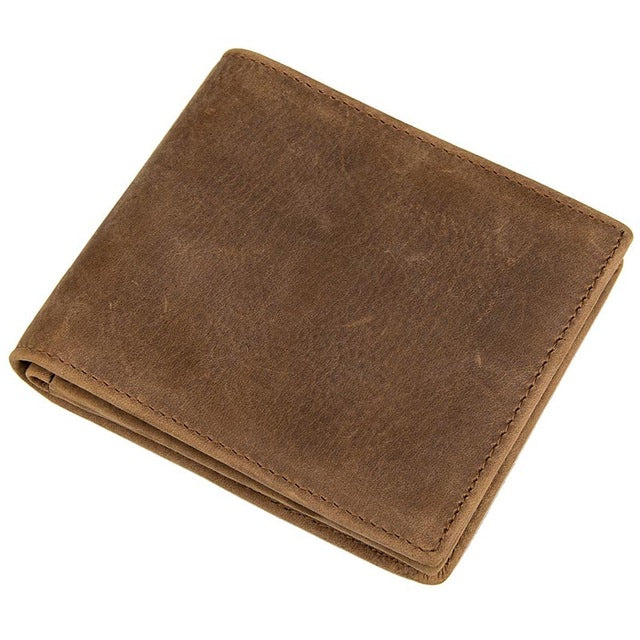 35ee582dc5 COHEART 100% genuine leather wallet men purses cowhide wallets vintage  quality guarantee lether wallet carteira masculina