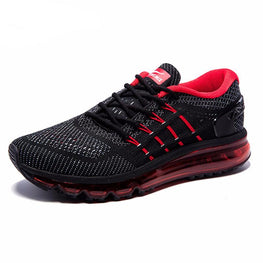 Air Cushion Running Shoes Breathable Massage Sneakers Man Jogging Sport Sneakers for Outdoor Walking Shoe Run Comfortable