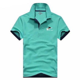 Male Fashion Casual Polo Shirt