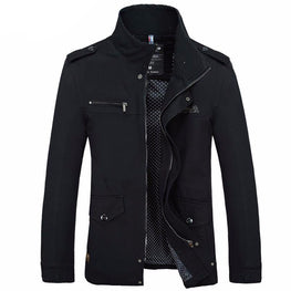 Slim Fit High Quality Mens Jacket