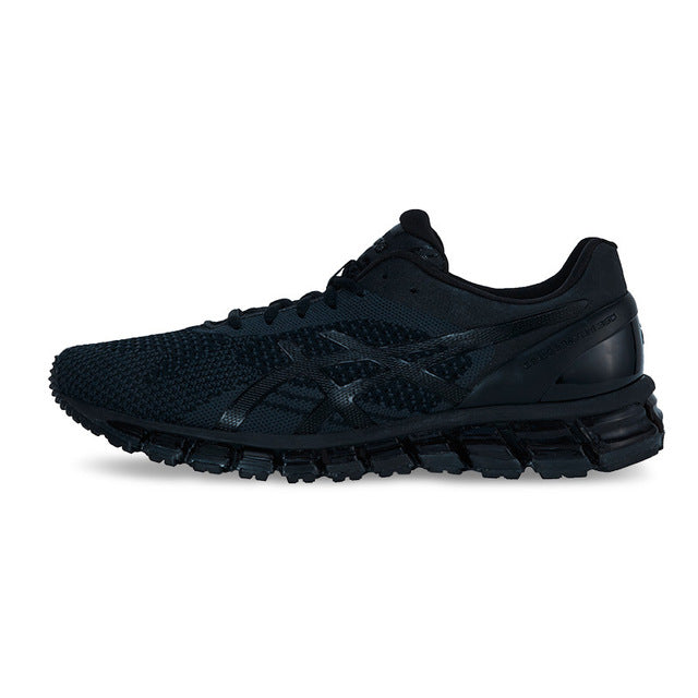 Original ASICS Men Shoes GEL-QUANTUM 360 KNIT Wear-resisting Cushioning Running Shoes Sports Shoes Sneakers free shipping