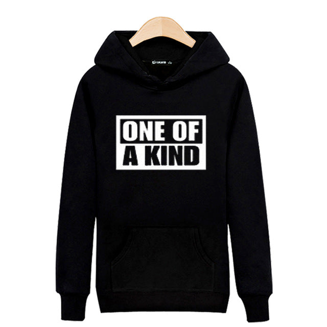 BTS Fashion BigBang Style Black/Gray Mens Hoodies And Sweatshirts 3xl With ONE OF A KIND Luxury Sweatshirt Men Brand Street Wear