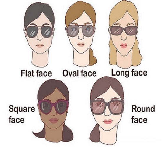 35021da271 How To Choose The Best Sunglasses For Your Face Shape - Woody ...