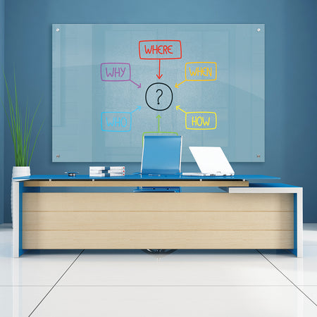 6 Reasons To Include Glass Boards In Your Classroom