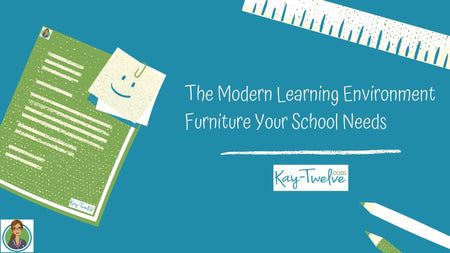 The Modern Learning Environment Furniture That Your School Needs