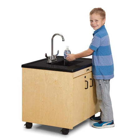 Why Your Learning Space Should Include Jonti-Craft Portable Sinks