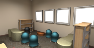 School Brings Modern, 21st Century Learning Spaces to It's Students