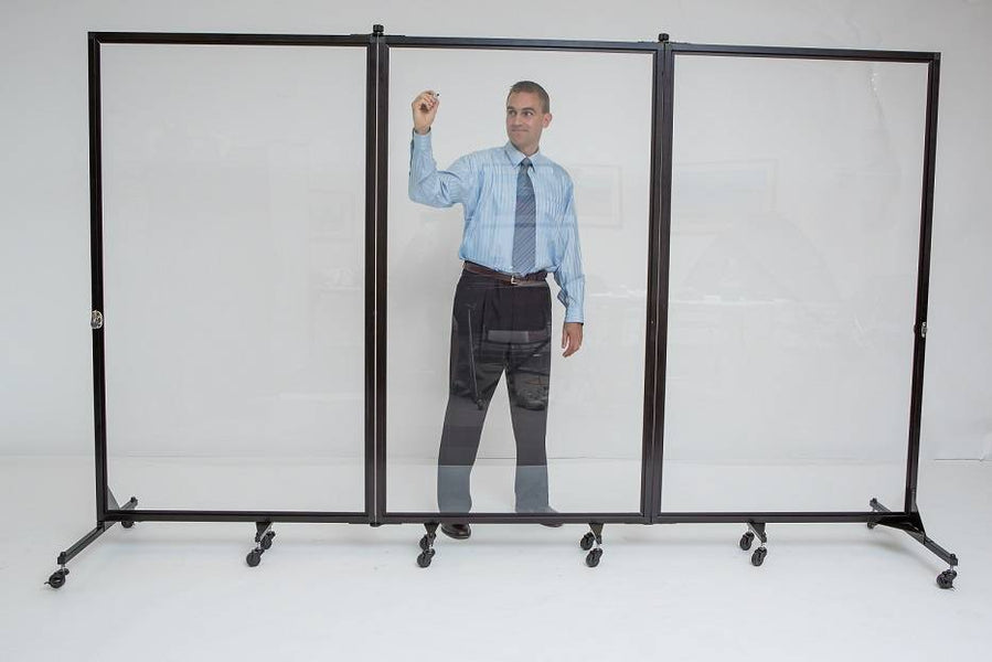 Why Your Learning Space Should Include Screenflex Clear Room Dividers