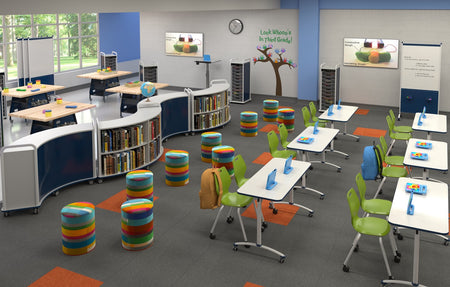 Creating Better Learning Environments with Kay-Twelve