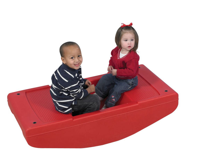 Children's Factory 1155 Red Rocker / Toddler Bridge