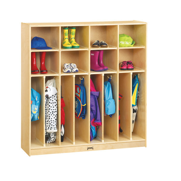 Jonti-Craft 2687JC Neat and Trim Standard Lockers