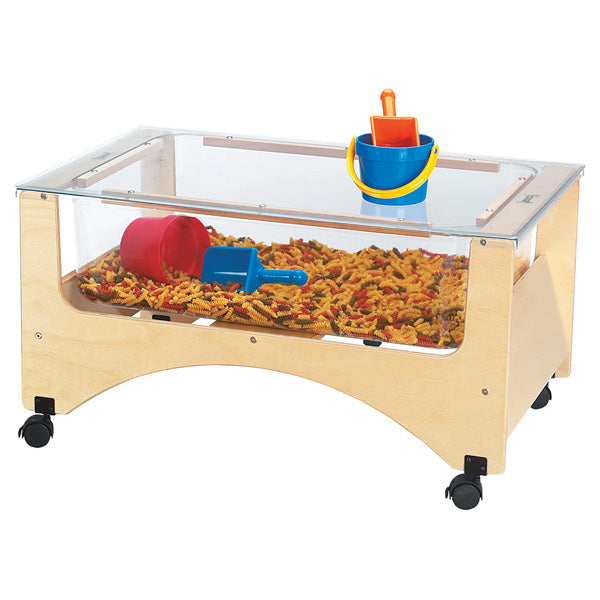 Jonti-Craft 2872JC Toddler See-Thru Sensory Table