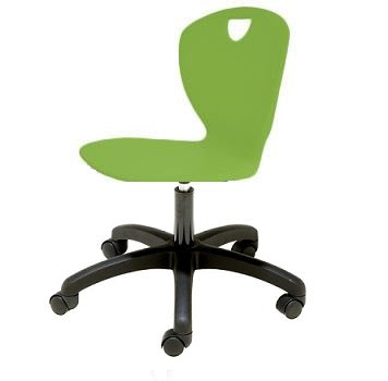 "Scholar Craft SC510XL Thrive Adjustable Height Task Chair 17.5"" - 22.5"" - Quick Ship"