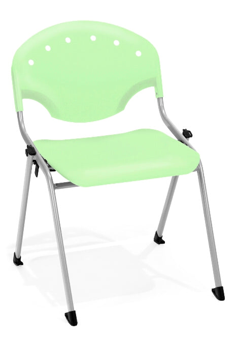 "OFM 305 Rico Stack Chair 18"" Seat Height"
