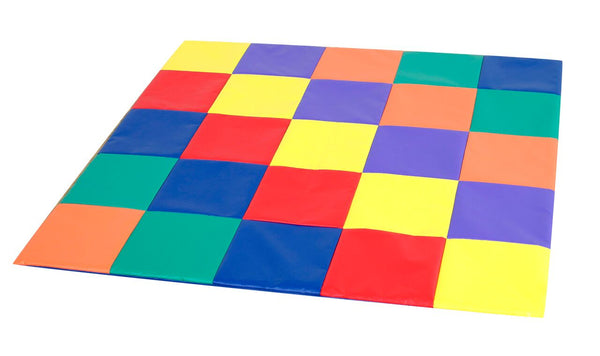 Children's Factory CF321-132 Patchwork Crawly Mat