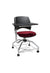 "OFM 329T Stars Foresee Plastic Chair with Tablet and Fabric Seat 19"" Seat Height"