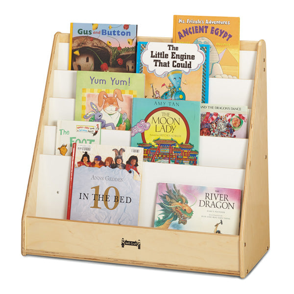 Jonti-Craft 3514JC Flushback Pick-a-Book Stand