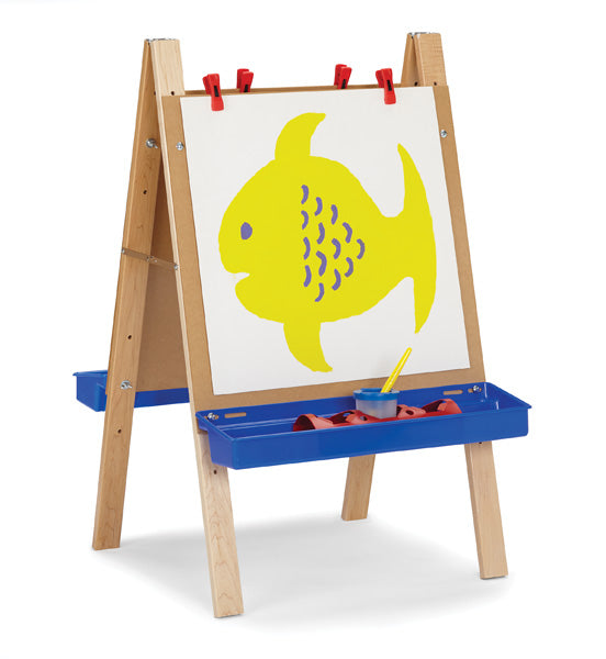 Jonti-Craft 4181JC Toddler Adjustable Easel