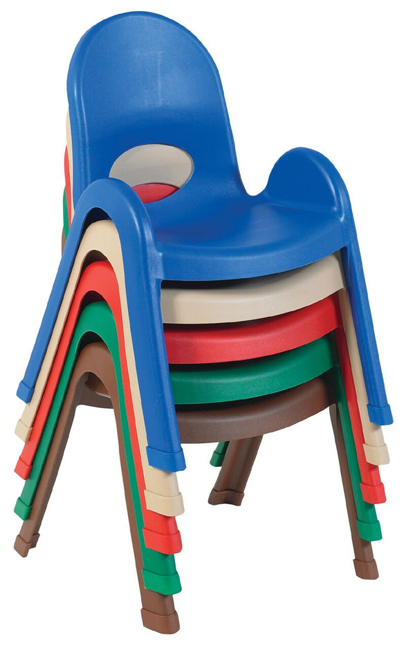 "Angeles AB7709 Value Stack Child Chair 9"" Seat Height"