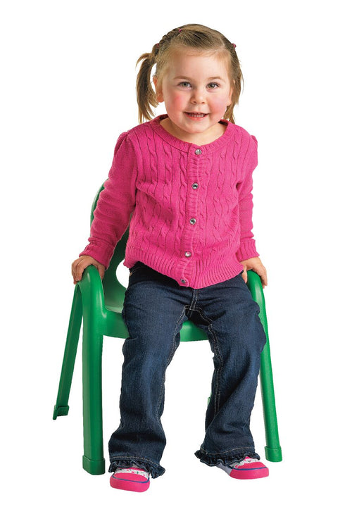 "Angeles AB7711 Value Stack™ Child Chair 11"" Seat Height"