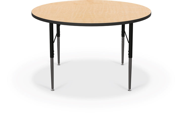 "Balt 90527-P Adjustable Height Round Activity Table 42"" Diameter"